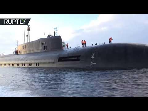 شاهد فيديويعرض جمال وهيبة أسطول الغواصات