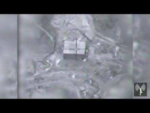 إسرائيل تعترف بتدمير مفاعل نووي سوري في 2007