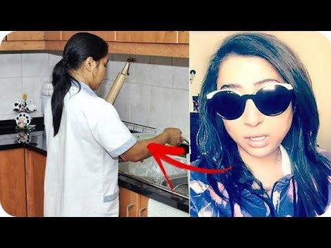 شاهد شيماء سبت تنتقد قانون البحرين بشأن الخادمات