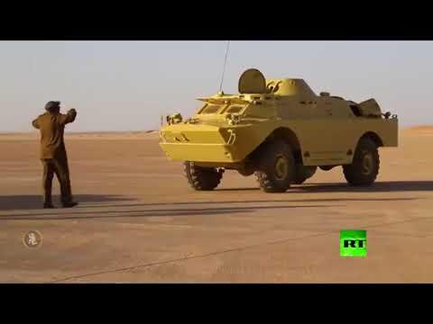 شاهد الجيش الليبي يُعزّز قواته في جنوب البلاد