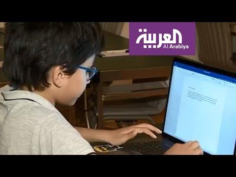 شاهد انطلاق ماراثون في معرض الرياض للكتاب
