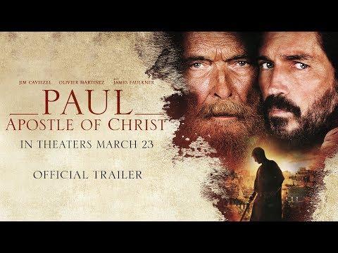 شاهد دور العرض المصرية تستقبل paul apostle of christ
