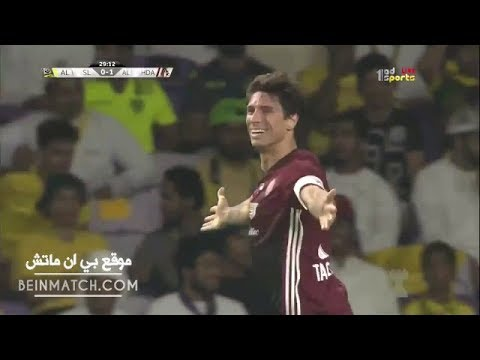 شاهد أهداف مباراة تتويج الوحدة على الوصل 21