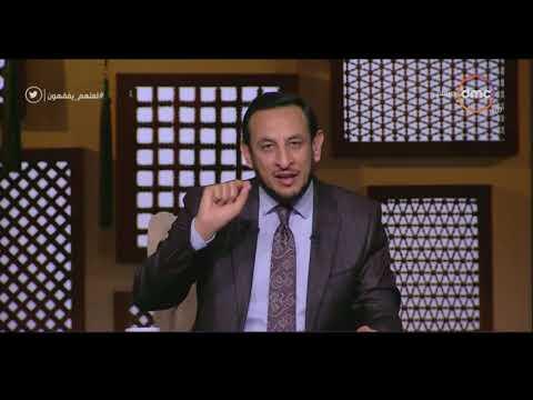 شاهد داعية إسلامي يفسر سبب صمت النبي بين التكبيرة الأولى والفاتحة