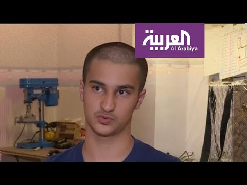 شاهد شاب يتفوق على مستوى الكويت ببراءة الاختراع في عمر الـ17