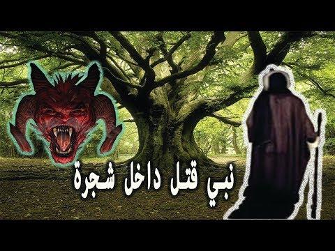 نبي قتله قومه بالمنشار داخل شجرة
