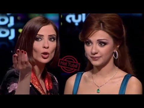وفاء الكيلاني تحرج ميريام فارس على الهواء