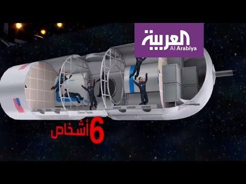 شاهد شركة أوريانز سبان تخطط إلى بناء فندق فضائي في عام 2021