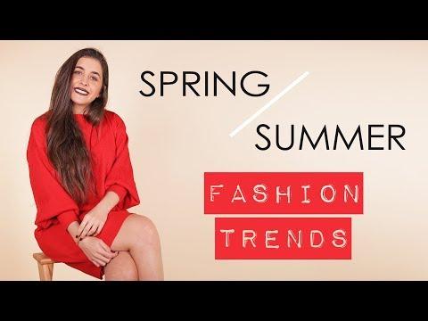 شاهد آخر صيحات الموضة لربيع وصيف 2018 مع زلفا