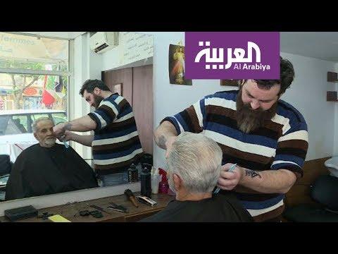 شاهدصالون مجاني للشعر في لبنان