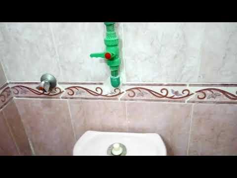 كيفية استخدام خزان المياه في المنازل