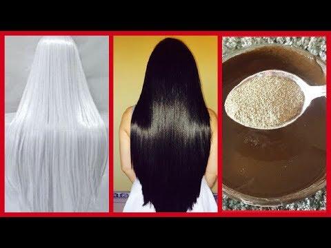 شاهد طريقة سريعة للتخلص من الشعر الأبيض نهائيًا