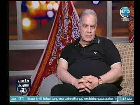 شاهد تعليمات مرتضى منصور تجبر هاني زادة من الانسحاب من ملعب الشريف