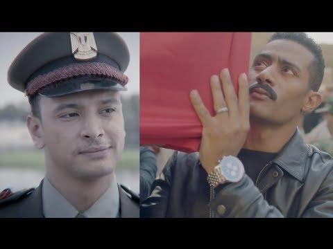 شاهد جنازة منصور القناوي من مسلسل نسر الصعيد