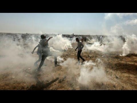 شاهد الأمم المتحدة تدين إسرائيل بشأن موجة العنف في قطاع غزة