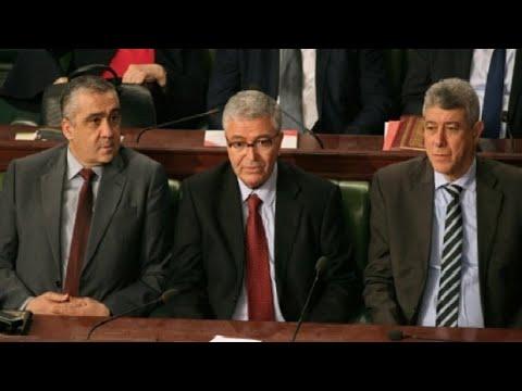 شاهد وزير الداخلية التونسي المقال لطفي براهم خطط للانقلاب على السبسي