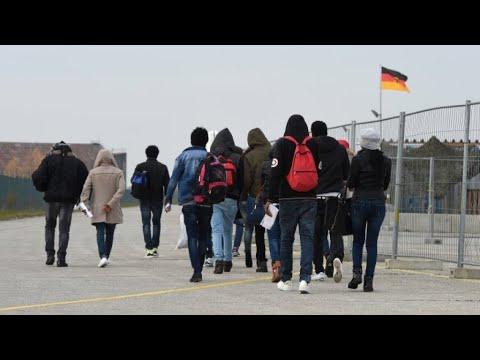 ألمانيا تتبنى مشروع قانون لتسريع إبعاد طالبي اللجوء