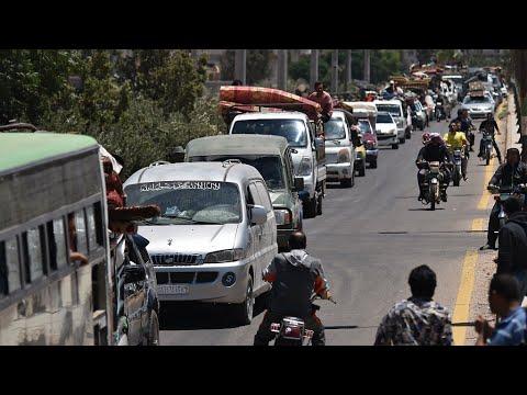 شاهد روسيا تعلن عن إقامة مركز في سورية