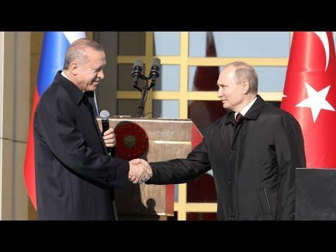 شاهد تفاصيل قمة روسية  تركية في سوتشي محورها إدلب
