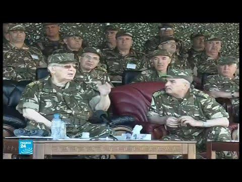 شاهدتغييرات وتعيينات جديدة في قيادات الجيش الجزائري