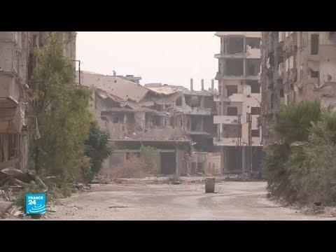 شاهد عودة الأهالي إلى داريا في الغوطة الشرقية