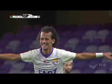 شاهد أهداف مباراة شباب الأهلي والعين 21