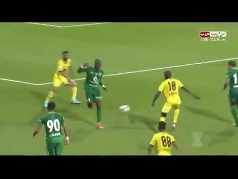 شاهد مُلّخص وأهداف مباراة الوصل وشباب أهلي دبي