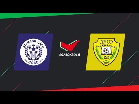 شاهد  ملخص وأهداف مباراة شباب الأهلي ودبا الفجيرة 10