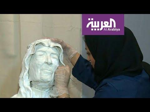 شاهد فنانة سعودية تطمح بإنشاء متحف للشمع في جدة
