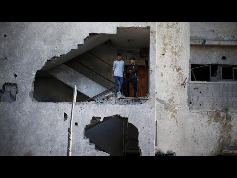 شاهد اجتماع لمجلس الأمن الدولي لمناقشة تطورات أعمال العنف في غزة
