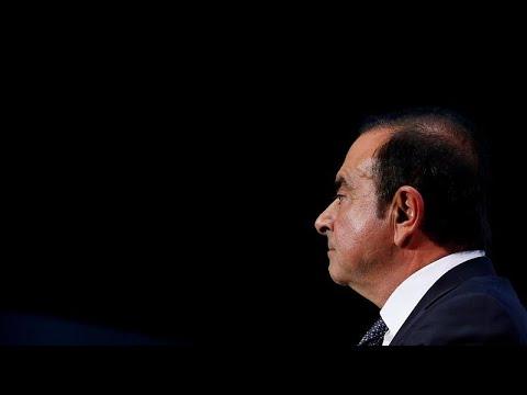 شاهد  رينو تبقي على كارلوس غصن رئيسًا لمجلس إدارتها