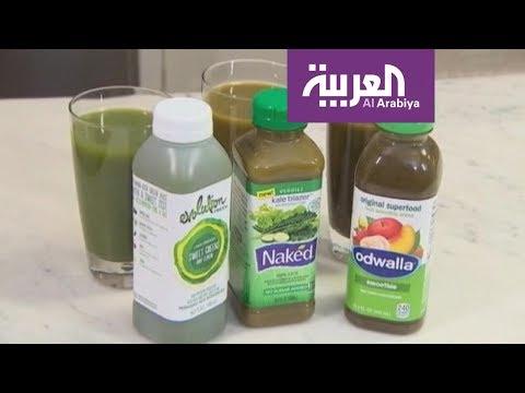 شاهد خبراء التغذية يحذرون من المبالغة في فوائد عصير الكرفس