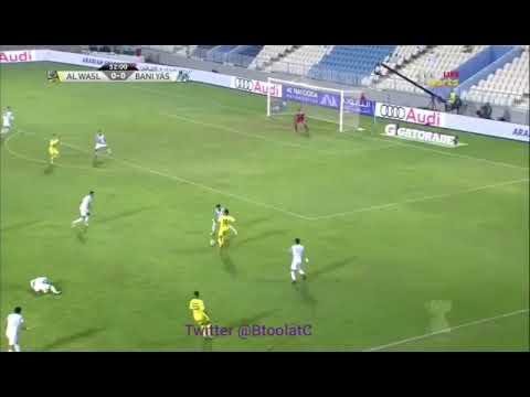 شاهد ملخص أهداف مباراة بني ياس والوصل
