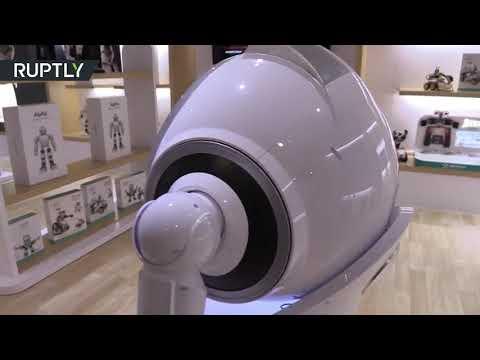 شاهد شركة روسية تكشف عن روبوتها المُذهل