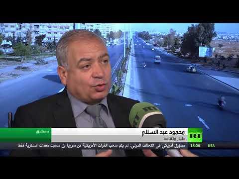 شاهدالجيش السوري يُعلن التصدي لهجوم إسرائيلي