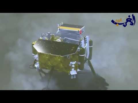 شاهد  الصين تزرع اللفت والقطن والبطاطا على سطح القمر