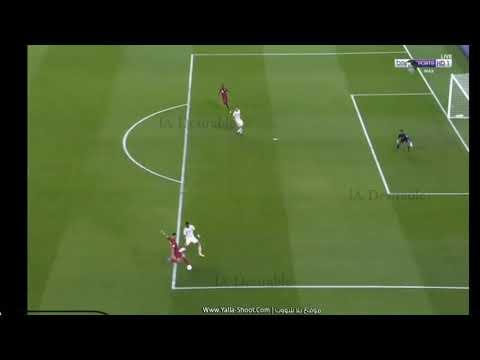 شاهد ملخص أهداف فوز قطر علي الإمارات 40