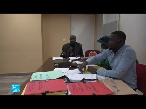 شاهد الجالية السنغالية في فرنسا تستعد للانتخابات الرئاسية