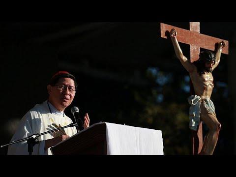 شاهد كاردينال الفلبين يفضح أساقفة مارسوا اعتداءات جنسية
