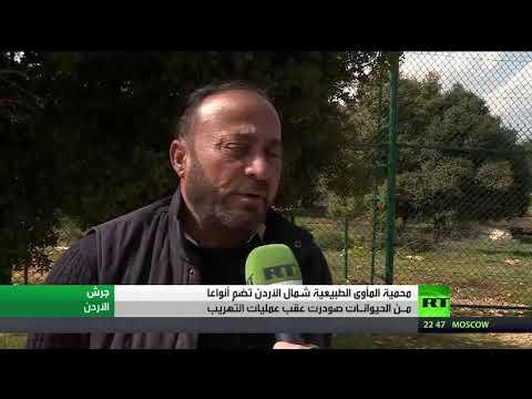 شاهد أسرار محمية المأوى الطبيعية في شمال الأردن