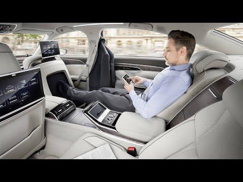 شاهد مواصفات سيارة أودي 2018 بالتكنولوجيا الحديثة
