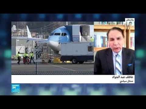 شاهد الرئيس ترامب يُقرّر منع جميع طائرات بوينغ 737 ماكس من التحليق