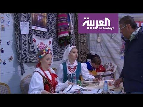 شاهد فعاليات الألعاب البدوية تخطف الأبصار في السعودية