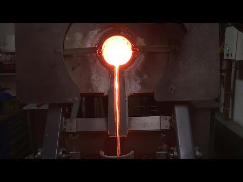 شاهد مصنع يحول المخلّفات الصناعية إلى ذهب في ألمانيا