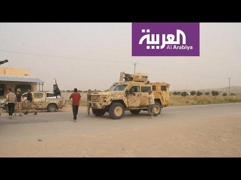 شاهد ارتفاع إيرادات النفط منذ سيطرة الجيش الليبي على معظم الحقول
