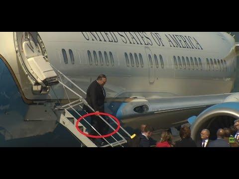 شاهد ماذا يحمل بومبيو في حقيبته السوداء للرئيس الروسي