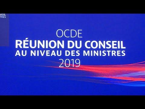 شاهد المغرب يشارك في اجتماع مجلس الوزراء لمنظمة التعاون والتنمية الاقتصادية