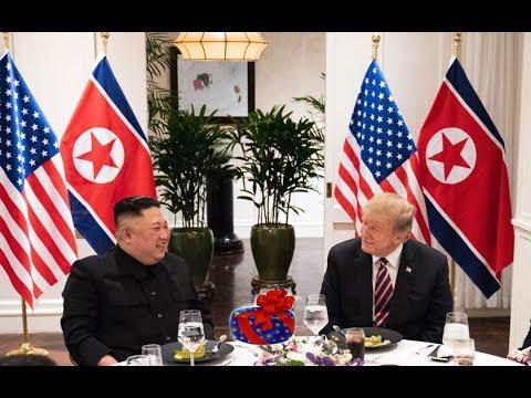 شاهد دونالد ترامب يُؤكّد أنّ كيم تمنى له عيد ميلاد سعيدًا