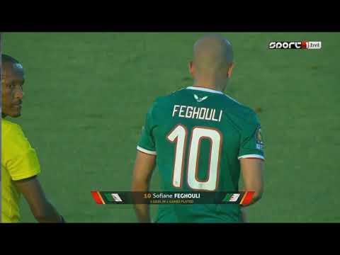 شاهد هدف الجزائر الأوّل في مرمى كوت ديفوار