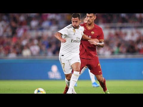 شاهد: استبعاد هازارد من المباراة الافتتاحية لموسم ريال مدريد